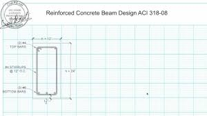 How To Design A Beam Reinforced Concrete Beam Design 1 Of 3