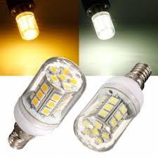 E14 led bulb 4.5w 27 <b>smd 5050 ac</b> 220v white/warm white corn light ...