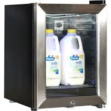 mini milk fridge for coffee machine