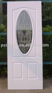 Oval Glass Inserts Door  Oval Glass Inserts Door Suppliers - Exterior door glass insert replacement