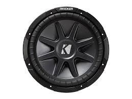 compvr 10 inch subwoofer kicker®