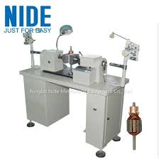 double flyer automatic ceiling fan ar rotor coil winding machine