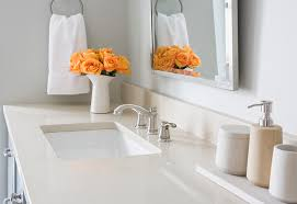 surfaces for bathroom countertops