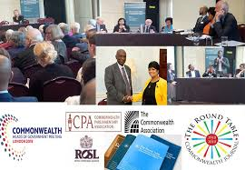 montage of pictures from the round table s october 2017 conference