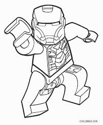 Lego Iron Man Coloring Pages Fresh Ironman Coloring Pages