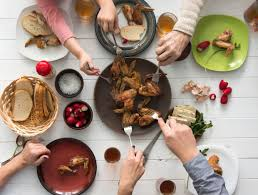 Eating together as a family has many benefits