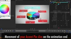 How To Design Infographic Pie Chart Final Cut Pro X Tutorial