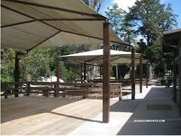 fabric shade structures santa cruz backyard shade structure plans diy backyard shade structures