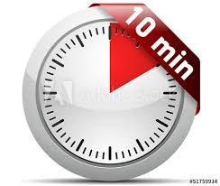 10 Minutes Timer Buy This Stock Illustration And Explore