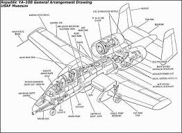 oa10bcutawaydrawing future cas 21st century usaf air commandos & navy seahog on us air force bullet backgroun paper template download