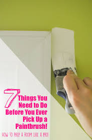 how to prep a room for paint like a pro prepping walls for paintingwashing walls before