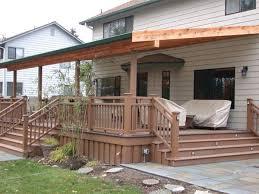 e90b67ed659a0daddb567e8ea c4 covered deck designs covered patio design