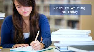 write my essay guide to writing an essay org