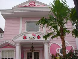 ... Hello Kitty Mansion Layout Hello Kitty Collectibles | Items |  Collections | Pink Plush ...
