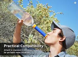portable water filter. Etekcity-1500L-Personal-Water-Filter-Purifier-Chemical-Free- Portable Water Filter