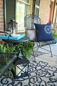 refresh your home with southern front porch decorating ideas diy with sizing 725 x 1099