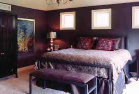 Small Purple Bedroom Master Bedroom Interior Design Purple Inspiring With Image Of