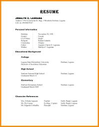 How Do You Write References On A Resume How Do You Write References On A Resume Project Manager Resume