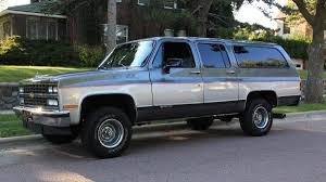 1990 Chevrolet Suburban Silverado for sale | Hemmings Motor News ...