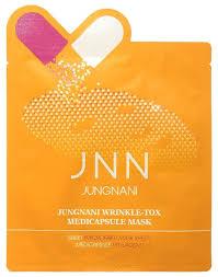 Jungnani Wrinkle-Tox Medicapsule Mask <b>Тканевая маска против</b> ...