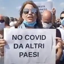 Elisabetta Gardini (Fdi) e alcuni sindaci del veneziano non vogliono il  Covid da altri Paesi