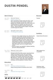 personal trainer resume example sample free resume examples 2017 horse trainer resume