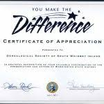 Volunteer Of The Month Certificate Template Bj Designs