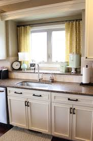 Pottery Barn Kitchen Curtains 25 Best Ideas About Kitchen Window Treatments On Pinterest