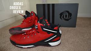 adidas basketball shoes 2016. adidas derrick rose 6 men\u0027s basketball shoes review/performance talk (february 2016) - youtube 2016