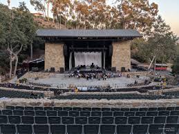 Santa Barbara Bowl Seating Chart View Santa Barbara Bowl Section E Rateyourseats Com