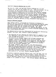 nspd national policy on ballistic missile defense  page three