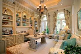 home office cabinetry design. Private Residence, Naples, Florida Mediterranean-home-office Home Office Cabinetry Design N