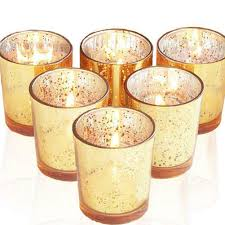Wedding Tea Light Holders In Bulk Details About Gold Votive Candle Holder Bulk Mercury Glass Tealight For Wedding Of Set 12 R1e7