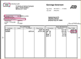 Payroll Check Stub Template Free 15 Create Pay Stubs Online For Free Resume Statement