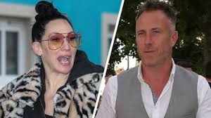 Strictly's Michelle Visage in Twitter spat with former pro James Jordan |  Closer