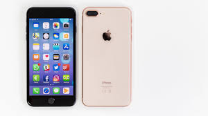 apple iphone 8 plus. you\u0027ve got the same bezelled front, with iphone 7 static home button at bottom. only available port is lightning - 3.5mm headphone apple iphone 8 plus 2