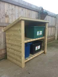 recycling bin storage. Unique Bin Recycling Box Store To Recycling Bin Storage