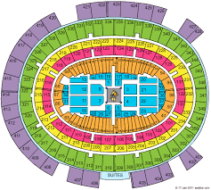 Msg Seating Chart For Phish All Inclusive Msg Boxing Seating Chart Msg Seating Phish