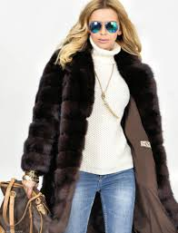 sable furs 2016 russian sable fur coat