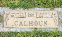 Henderson Calhoun (1884-1975) - Find A Grave Memorial