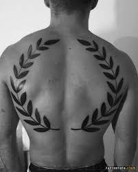 фото тату лавровый венок клуб татуировки фото тату значения эскизы