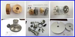 Nylon Plastic Sprockets Gear Plastic Cog Wheels Models Rack Pinion