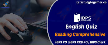 reading comprehension reading comprehension exercises for ibps po