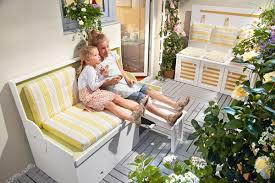 Balkonmöbel Selber Bauen Anleitungen Und Diy Ideen