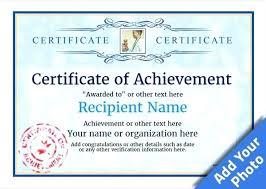 Making Certificates Online Free Printable Certificates Online