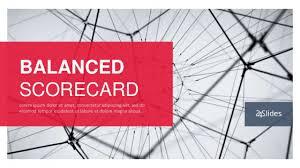 Balanced Scorecard Powerpoint Template Free Download