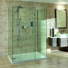 ... Amusing Glass Walk In Shower Doors Walk In Showers Without Doors Glass  Door Mirror ...