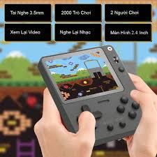 Máy Chơi Game Cầm Tay Ruizu S100 - Hàng Chính Hãng - Máy chơi Game khác