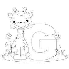 Coloring Pages Letters Of The Alphabet At Getdrawingscom Free For
