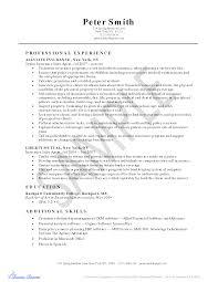 insurance broker resume  sample insurance agent resume example    insurance broker resume